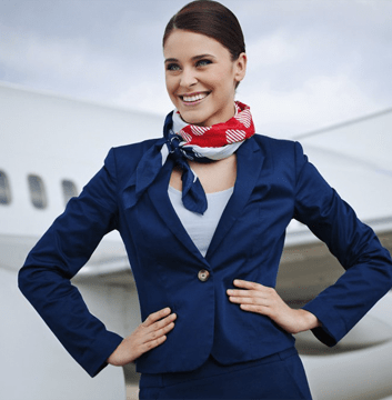 Aviation careers : cabin crew, hospitality, airport service