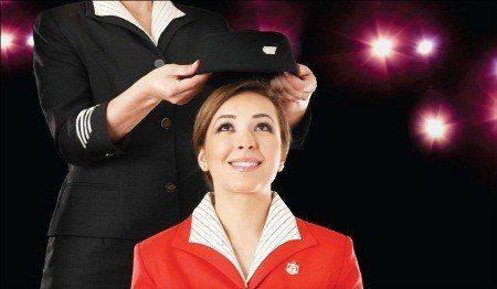 Flight attendant interview-The Rules of the Game
