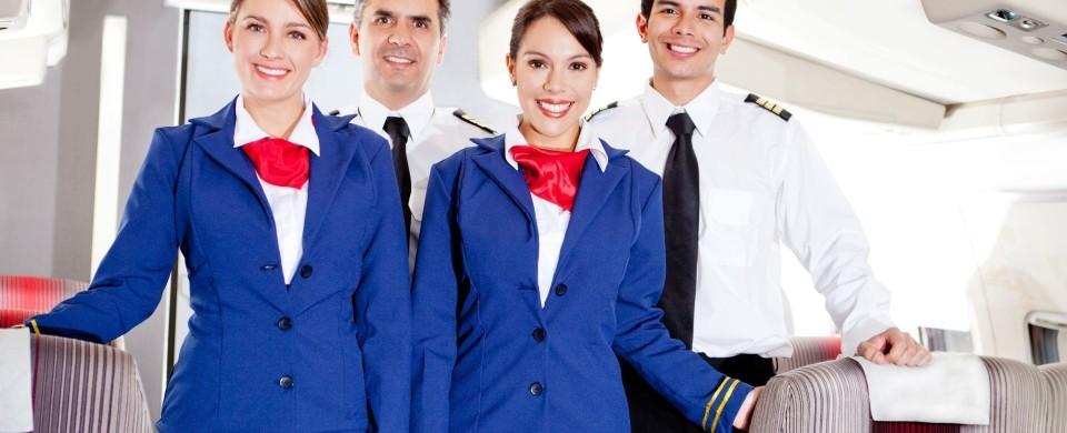 Agent de bord aérien