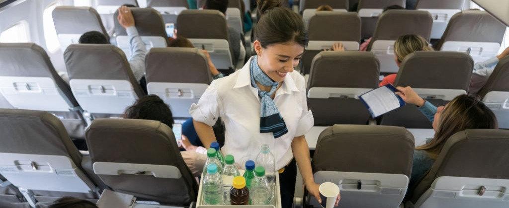 Style De Vie Hotesse De L Air Steward Hotesse D Accueil Et