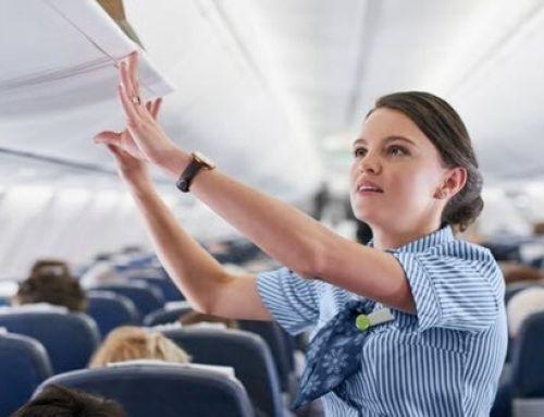 Critères pour être hôtesse de l'air